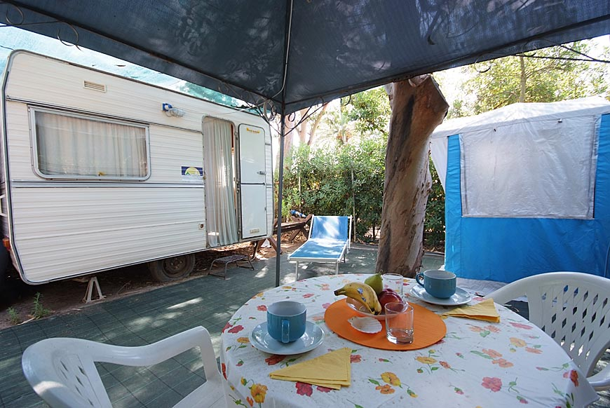 Camping Reale all'Isola d'Elba